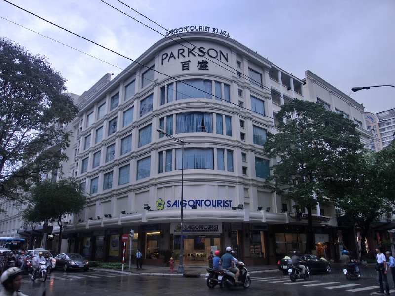 Parkson Sai Gon Tourist Plaza in Ho Chi Minh - Shopping in Ho Chi Minh, Vietnam - Justgola