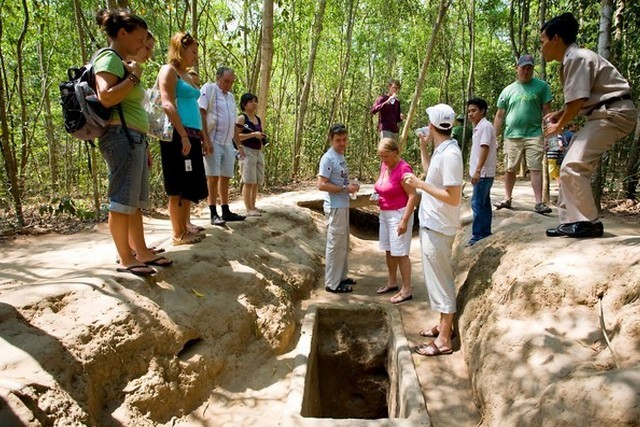 Cu Chi Tunnels (Half Day Tour) in Ho Chi Minh - Activity in Ho Chi Minh, Vietnam - Justgola