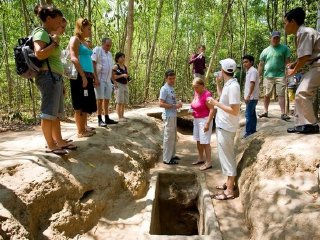 Cu Chi Tunnels (Half Day Tour)
