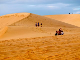 One day in Mui Ne with family © sinhcafetravelvietnam
