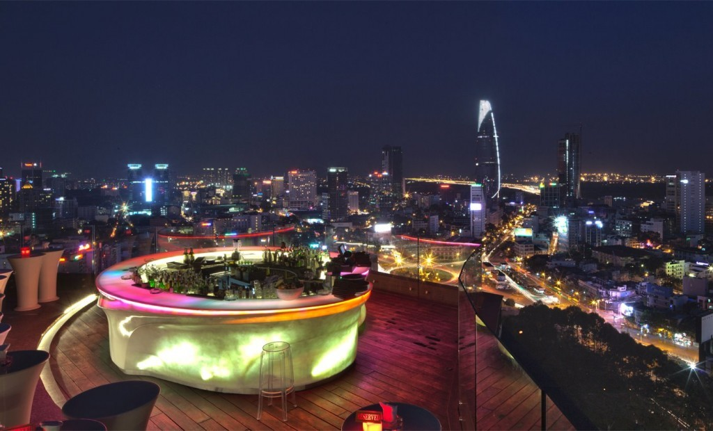 Rex Hotel Saigon Rooftop Bar