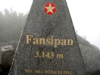 Fansipan Mountain © Phonglanpls -