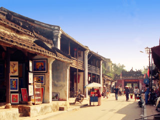 Hoi An Ancient Town © wikipedia