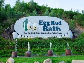 100!Egg Mud Bath © vietcoral