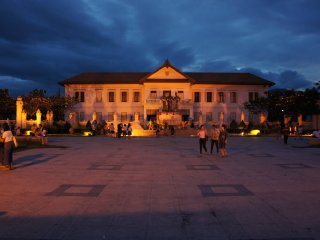 Chiang Mai City Arts and Cultural Center © bubbleglobe
