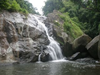 Hin Lad Waterfall © panoramio