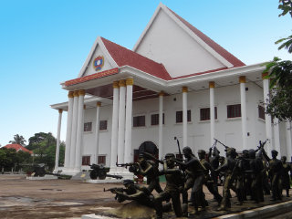 Lao People's Army Museum © tourismlaos