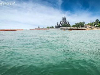 Sanctuary of Truth © The sanctuary of truth pattaya thailand