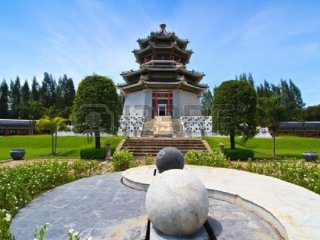 Three Kingdoms Park © 123rf
