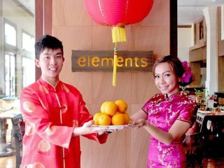 Elements © Sheraton Pattaya Resort