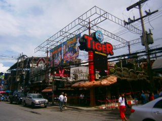 Club Tiger Patong © thephuketnews