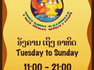 Ban Gai House of Chicken y Tex Mex Cantina © facebook