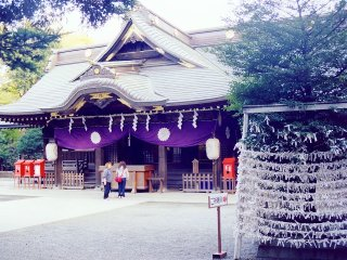 Okunitama Shrine © Pöllö