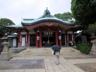 Shinagawa Shrine