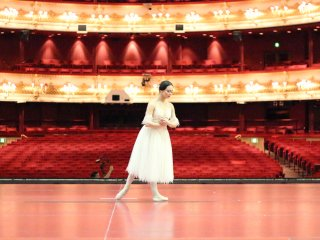 Royal Ballet Theatre © agirlastyle