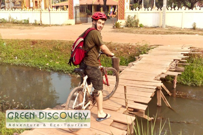 Mekong Cycling & Kayaking