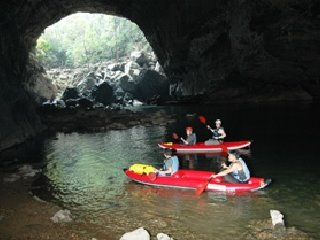 The Giant Caves and Karst of Khammouane Tour © greendiscoverylaos
