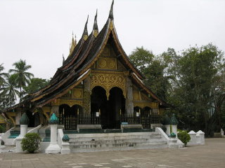 Cycling Tour 1 day around Luang Prabang, discovery of the countryside of the World Heritage Town!