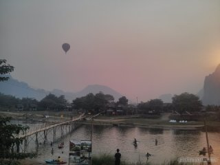 3 days with kids © vangvieng