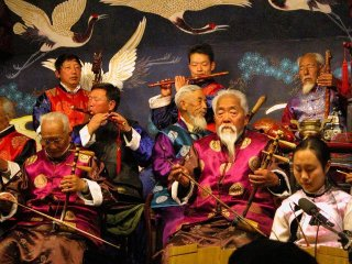 Naxi Ancient Music © Peter Morgan
