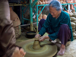 Thanh Ha Pottery Village © Derrick S.