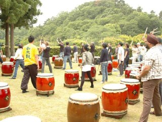 Taiko Center Workshop