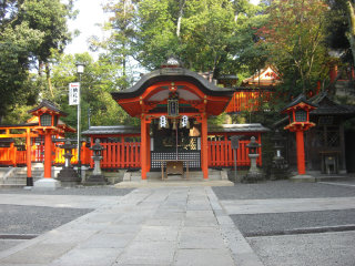 Fushimi Inari Shrine © NeloHotsuma