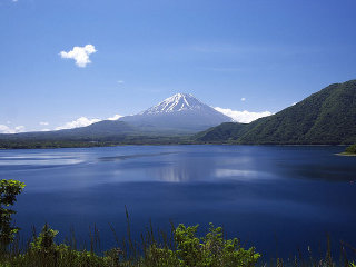 Lake Motosuko (Fuji Five Lakes)