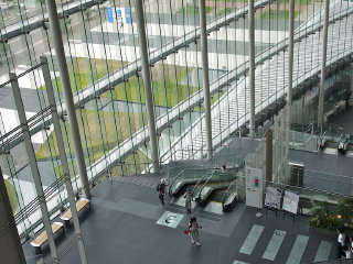 National Museum of Emerging Science and Innovation © National Museum of Emerging Science and Innovation a.k.a Miraikan