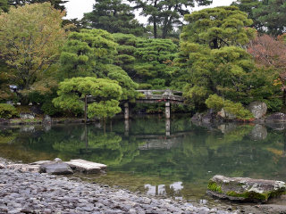 Kyoto Imperial Palace © Rosewoman
