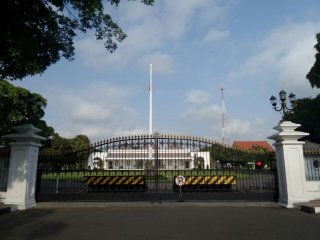 Presidential Palace © Hwi Swan Chandra