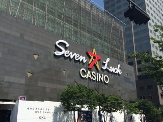 Seven Luck Casino (Gangnam)