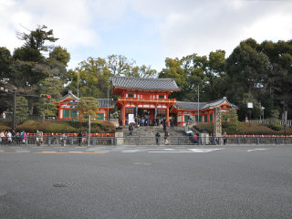 Yasaka Shrine © Azchael
