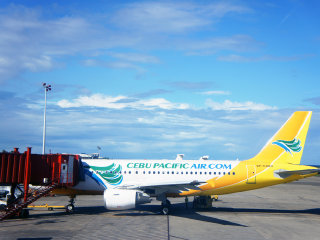 Mactan-Cebu International Airport © Daniel Go