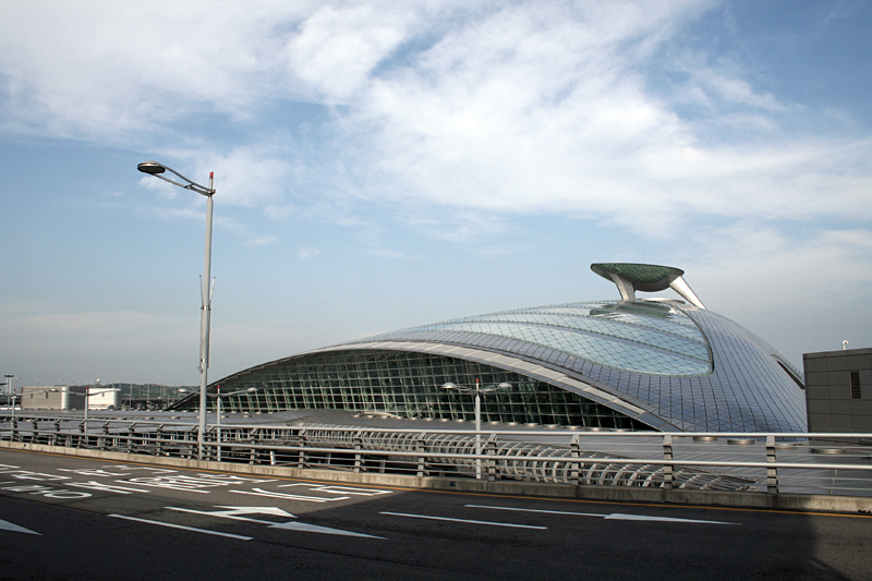 Incheon International Airport In Seoul Attraction In