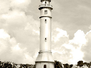 Maniguin Island Lighthouse