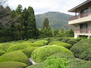 The Hakone Open-Air Museum © Dan