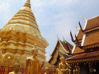 Wat Phra That Doi Suthep © whyyan
