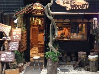 WOODY © Cafe・Bar WOODY