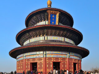 Temple of Heaven © Andy Enero