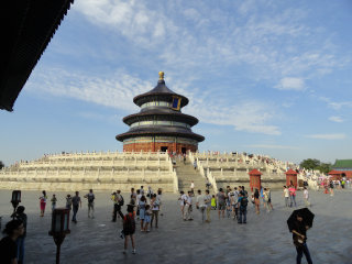 Temple of Heaven © Fabio Achilli
