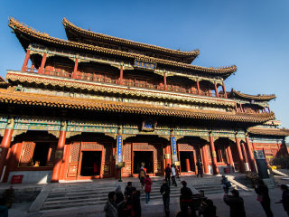 Yonghe Lama Temple © Wulf Willis