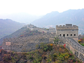 Great Wall Of China © Dennis Jarvis
