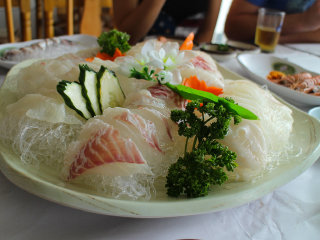 Haejin Sliced Raw Fish Restaurant