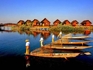 A trip to Inle Lake © Inle