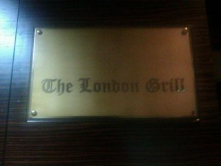 The London Grill © EA.Nicolas