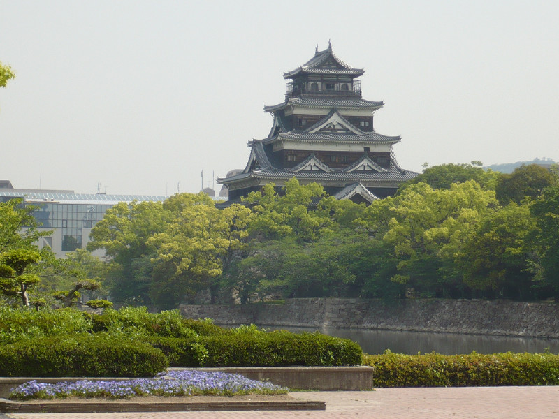 Hiroshima Castle in Hiroshima - Attraction in Hiroshima ...