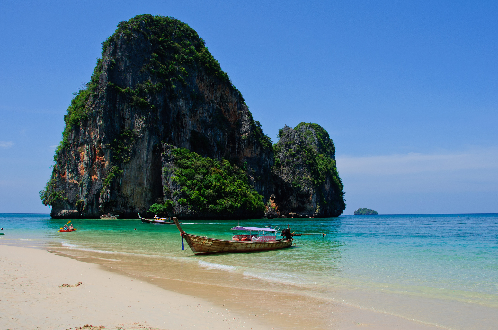 Phra Nang Beach Copy Mark Fischer
