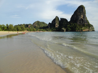 West Railay Beach © Fabio Achilli