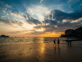 West Railay Beach © Daniel Ladenhauf